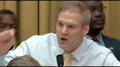 Jim Jordan Goes Off On Democrats Trying to Impeach Trump