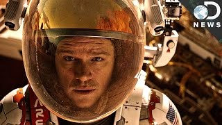 Just How Scientifically Accurate Is 'The Martian'?