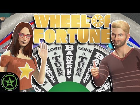 Let's Play - Wheel of Fortune - The Bankruptening (Part 3)