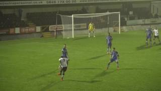 Hednesford Town V Sutton Coldfield Town Highlights