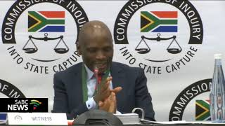 State Capture Inquiry: Motsoeneng enjoyed curry with the Guptas