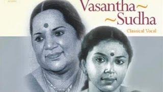 Vasantha Sudha - Madhava Mamava - Dr.M.L.Vasanthakumari