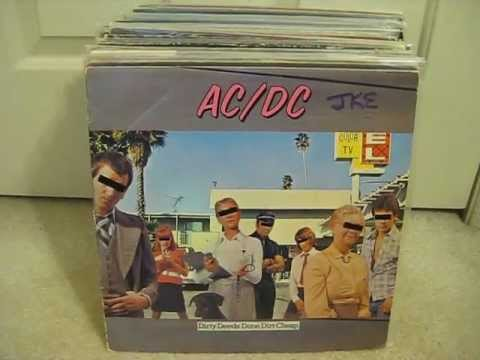 My Hard Rock Vinyl Collection