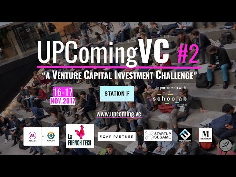 UPComingVC #2 - a Venture Capital Investment Challenge