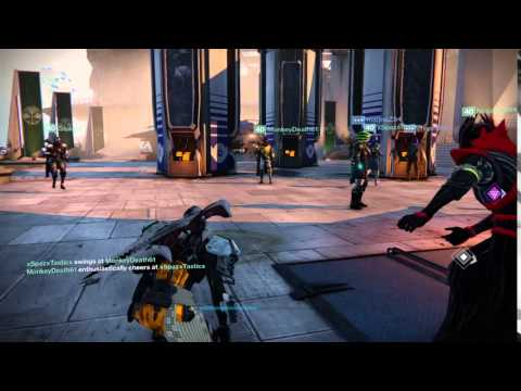 Destiny players knock it out of the park with new baseball emotes