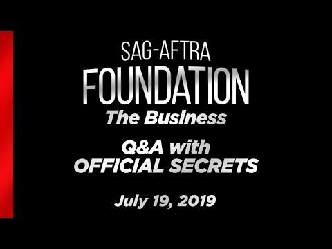 The Business: OFFICIAL SECRETS