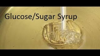Glucose Syrup/Sugar Syrup/ Corn Syrup Making In Hindi
