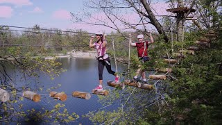 Treetop Trekking - Ontario Adventure Parks