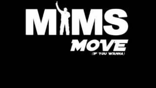 Move If You Wanna (AJ Crew Mix)(Instrumental) - Mims