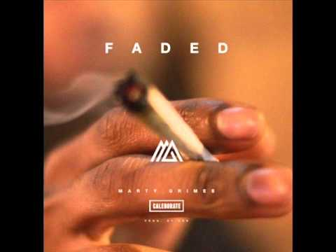 Marty Grimes ft  Caleborate - Faded