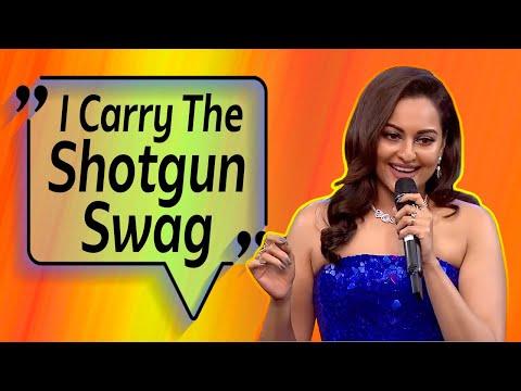 Sonakshi Sinha Wins Style Game Changer & Reveals Her Fashion Secret