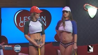 Lesbian Chicken 2 | The Playboy Morning Show