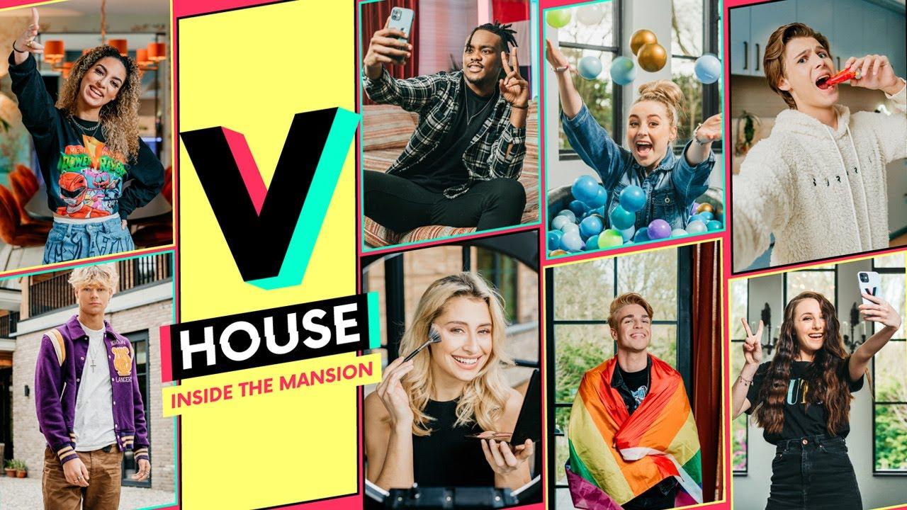 Kijktip: V HOUSE: INSIDE THE MANSION