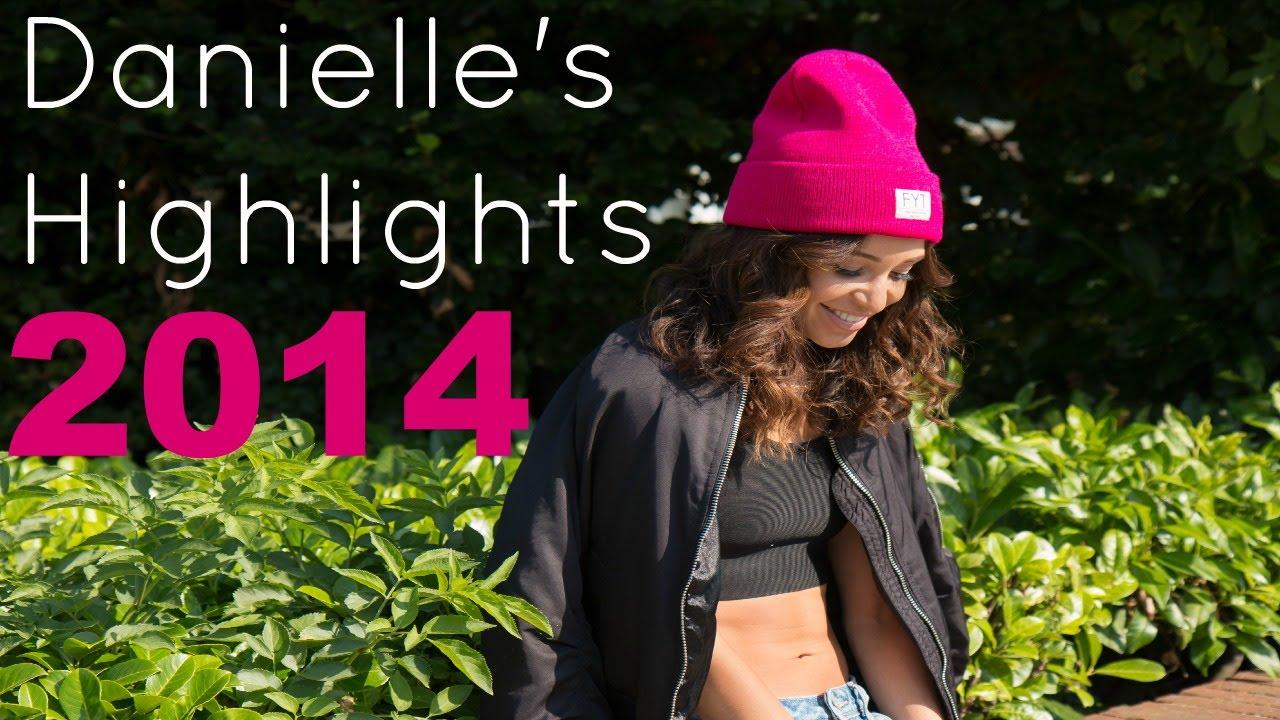 Danielle Peazer's Highlights 2014 - YouTube