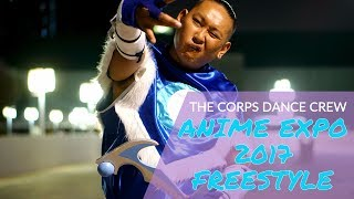 Anime Expo Freestyle 2017 - The Corps Dance Crew