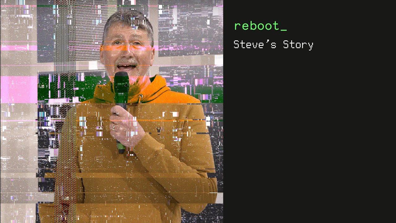 Steve's Story // God Heals Cover Image