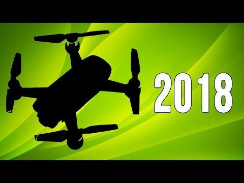 COMO SERÁN LOS DRONES EN 2018 Y QUÉ VIMOS EN 2017
