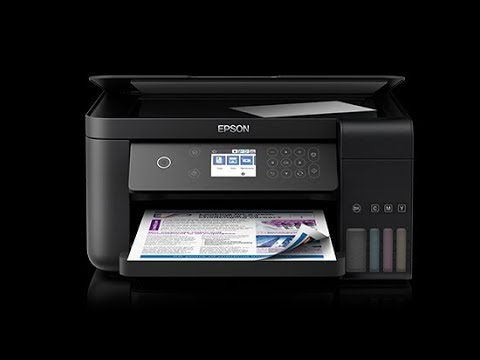 Epson L6160 unboxing and setup & comparison to Epson L4160 ! in Tamil