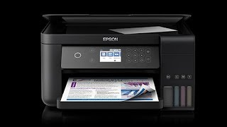 Epson L6160 unboxing and setup & comparison to Epson L4160 ! in Tamil.