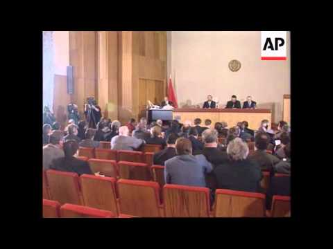 Belarus - Anger over Lukashenko parliament