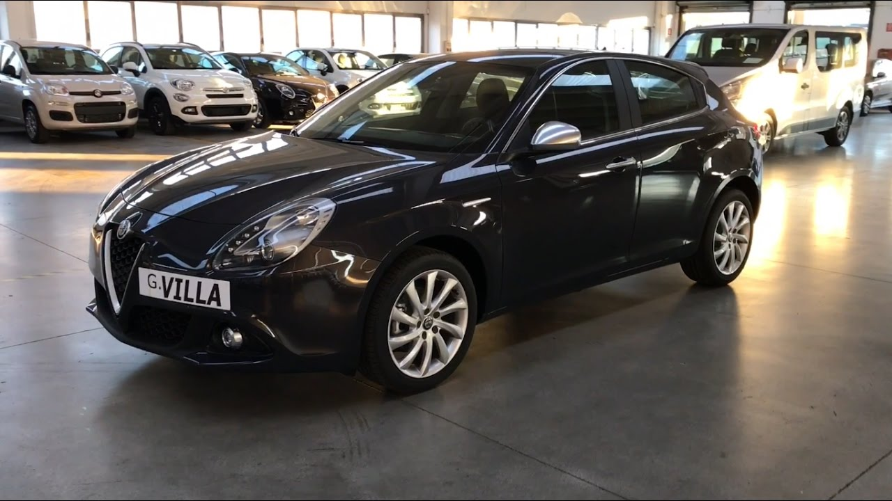 alfa romeo giulietta 1 6 jtdm 120cv super youtube. Black Bedroom Furniture Sets. Home Design Ideas