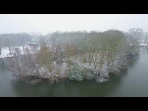 Eindhoven winter beelden 4K
