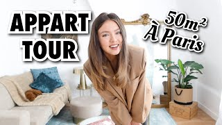 APPART TOUR: Mon 50 m² à Paris ! | SleepingBeauty