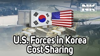 South Korea & U.S. thrash out new defense cost-sharing agreement