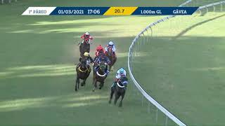 Vidéo de la course PMU PREMIO ANSEIO