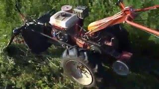 видео Навесное оборудование для мотоблока «Агро»