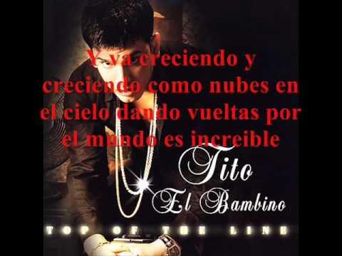 letras tito el bambino: