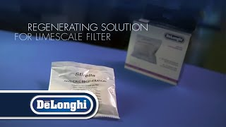 Limescale Filter Cleaning Solution for your De'Longhi Ironing System | Accessory