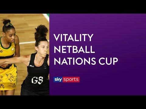 LIVE NETBALL! Jamaica Vs New Zealand