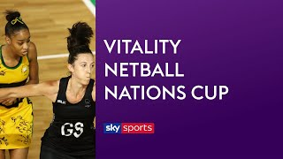 LIVE NETBALL! Jamaica vs New Zealand