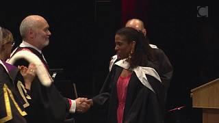 Sophie-Thérèse Stone-Richards, 2018 Concordia Valedictorian
