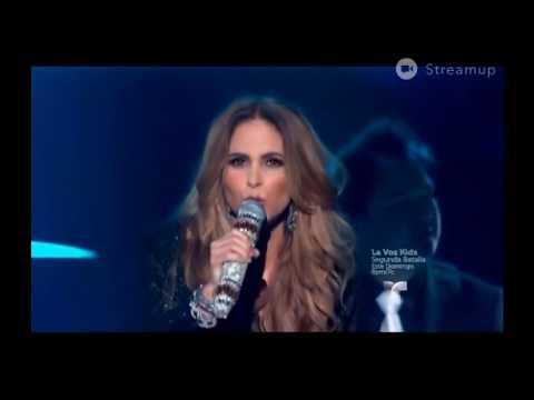 Ana Gabriel y Lucero - Quien Como Tu