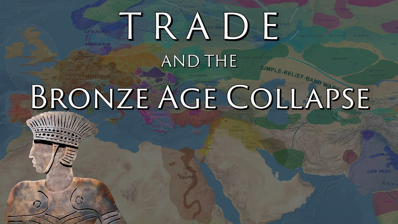 Trade and the Bronze Age Collapse