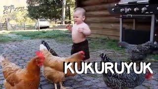 Kukuruyuk Ayam Jago - Lagu Populer - Lagu Anak Indonesia