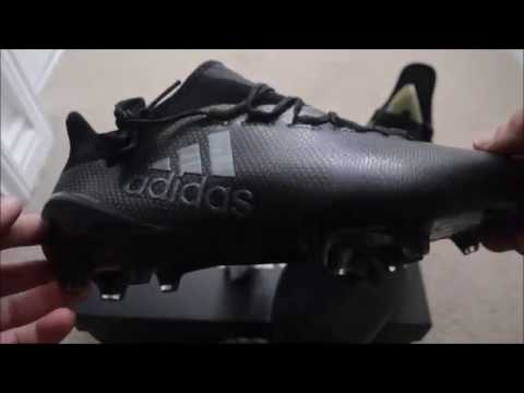 look out for classic newest New Adidas X 17.1 Blackout Unboxing