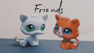 LPS: Music Video|| FRIENDS|| Совместно с NAVSIKAYA