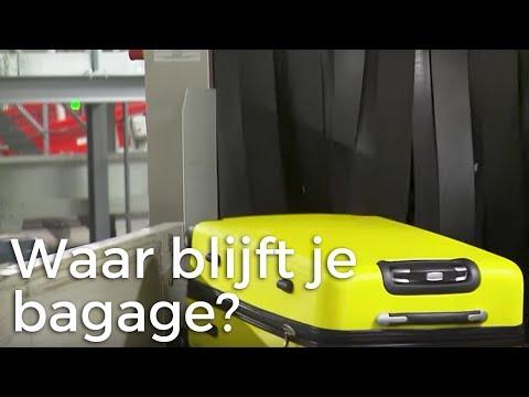 Wat gebeurt er met je bagage? | Het Klokhuis