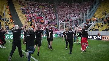 Dynamo vs. Fortuna - Die Highlights aus Dresden
