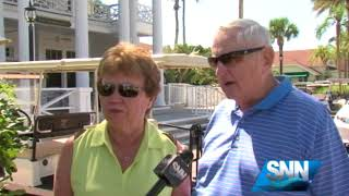 SNN: Barbara Bush's close ties to the Suncoast; remembering her legacy