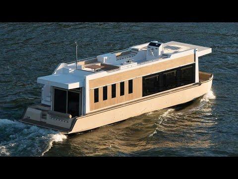 WHY Wally Hermès Yacht - Bill Gates' Yacht house | Doovi