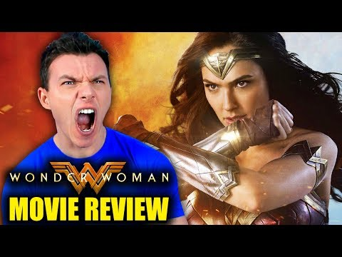 WONDER WOMAN – Movie Review