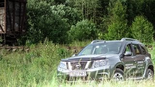 Тестдрайв: Nissan Terrano 2.0AT, 2016my