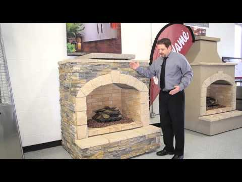 Cal Flame BBQ - Fireplaces & Firepits
