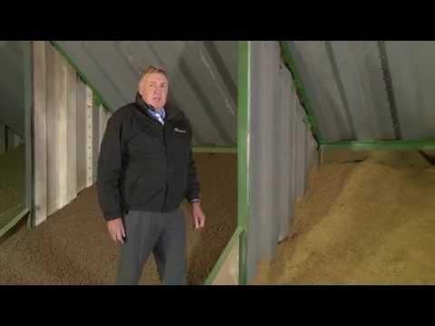 Chestnut Horse Feeds' Bill Woolliscroft introduces the Bulk Bin Feeding System