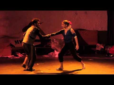 Negros de MIerda - Danza Teatro 2014