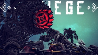 Besiege - Largest Creation Ever? - Giant Vehicle Loop & Besiege Contest! - Besiege Best Creations thumbnail